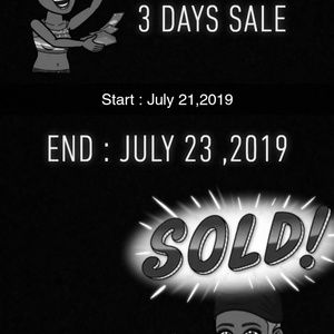 Crazy and Fast Sale 😲